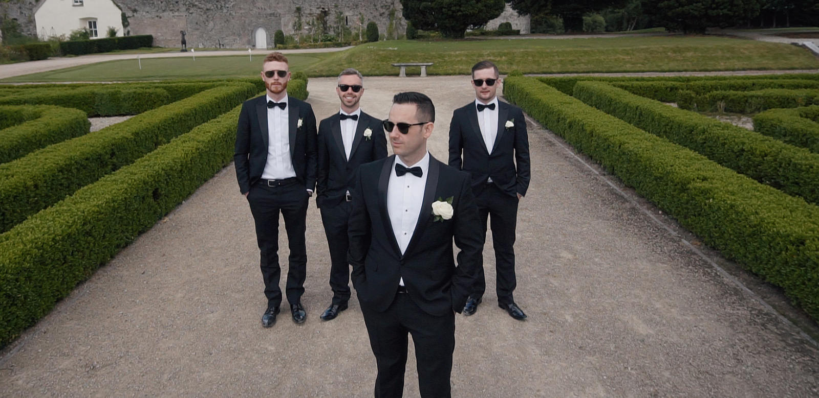 Castlemartyr Resort wedding video