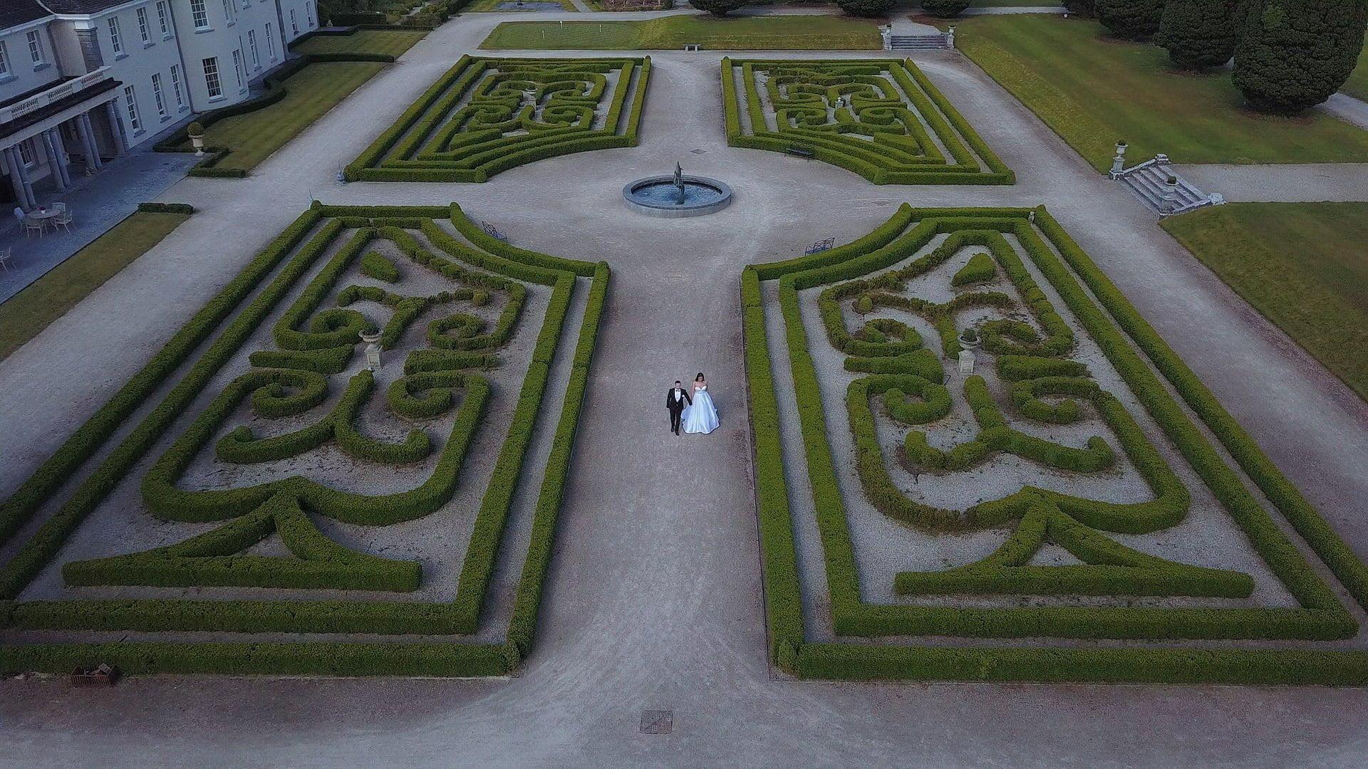 Castlemartyr Resort wedding video 6