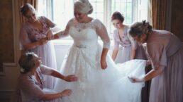 Waterford Castle Hotel wedding video - Stunning island location 11