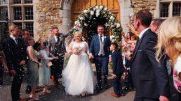 Waterford Castle Hotel wedding video - Stunning island location 8
