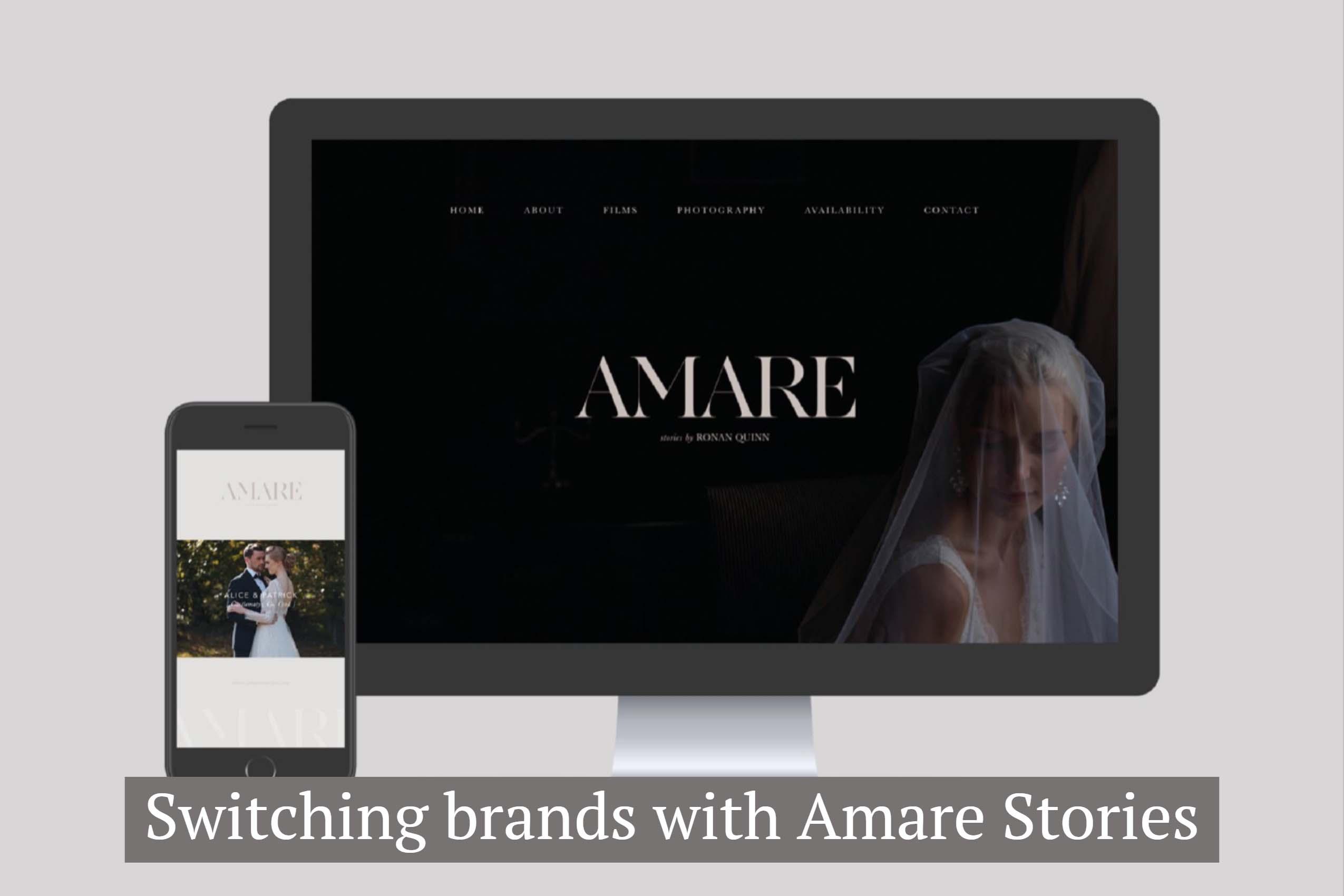 amare stories brand