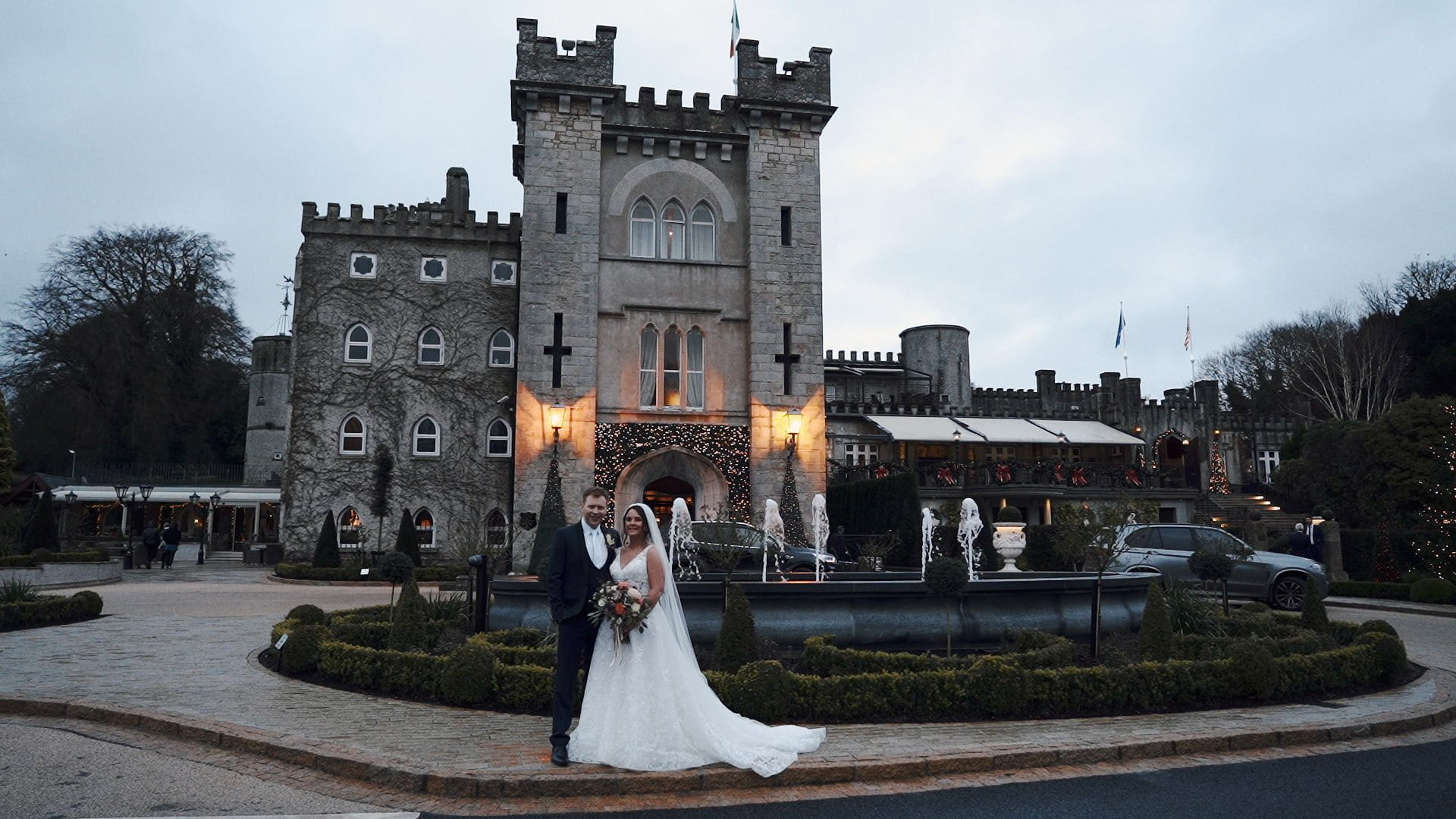 Cabra Castle wedding video