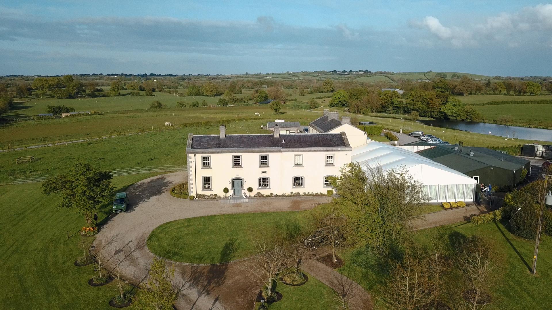 Clonabreany house wedding venue