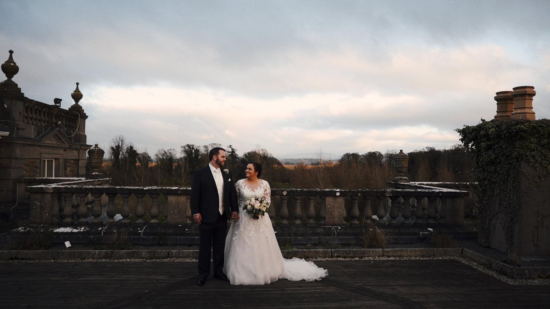 Palmerstown House Estate wedding video
