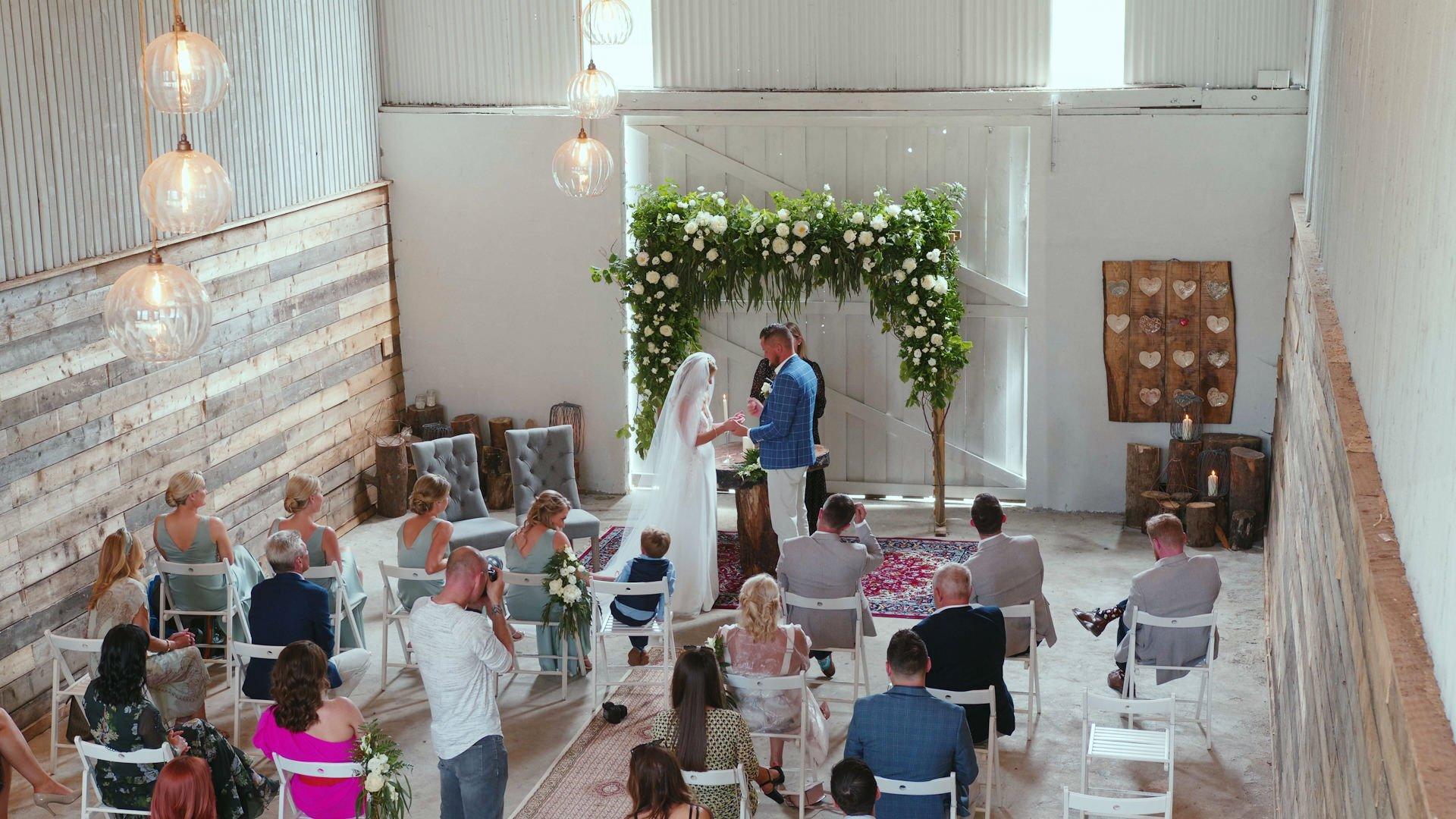 Cloughjordan House ceremony